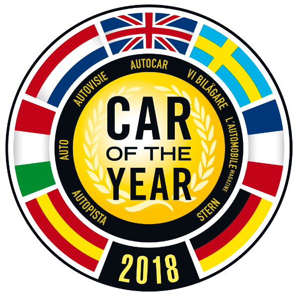 XC 40 Car of the Year 2018